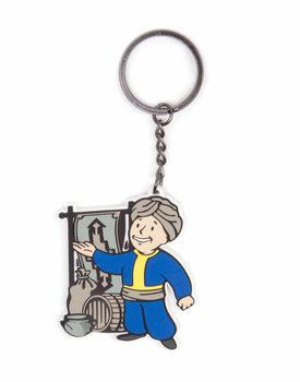 Fallout - Vault Boy Nøglering