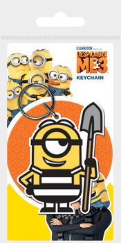 Grusomme mig 3 - Despicable Me - Minion Spade Nøglering