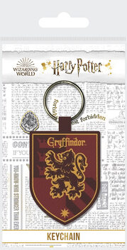 Nøglering Harry Potter - Gryffindor
