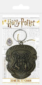 Nøglering Harry Potter - Hogwarts Crest