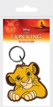 Løvernes Konge - Simba Nøglering