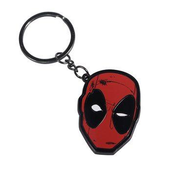 Nøglering Marvel - Deadpool