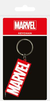 Nøglering Marvel - Logo