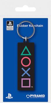 Nøglering Playstation - Shapes