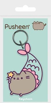 Pusheen - Purrmaid Nøglering