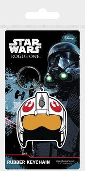 Rogue One: Star Wars Story - Rebel Helmet Nøglering