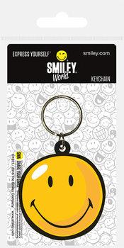 Smiley - World Face Nøglering