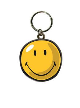 SMILEY WORLD - Face Nøglering