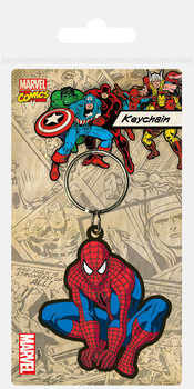 Spiderman Nøglering