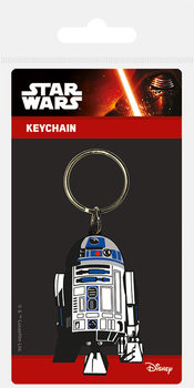 Star Wars - R2D2 Nøglering