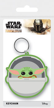 Star Wars: The Mandalorian - The Child (Baby Yoda) Nøglering