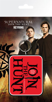 Supernatural - Join the Hunt Nøglering