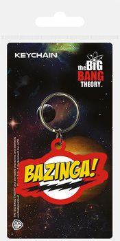 The Big Bang Theory - Bazinga Nøglering