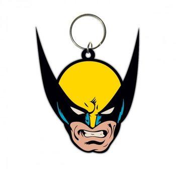 Wolverine - Face Nøglering