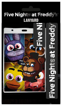 Nøglesnor Five Nights At Freddys's - Fay Bear