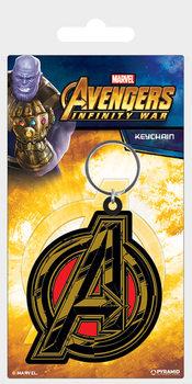 Avengers Infinity War - Avengers Symbol Nøkkelring