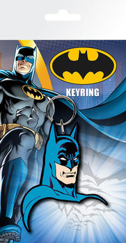 Batman Comic - Face Nøkkelring
