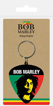 Bob Marley - Colours Nøkkelring