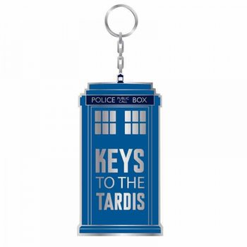 Doctor Who - Keys To The Tardis Nøkkelring