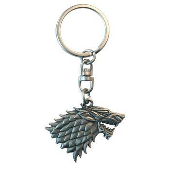 Game Of Thrones - Stark Nøkkelring