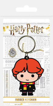 Harry Potter - Ron Weasley Chibi Nøkkelring