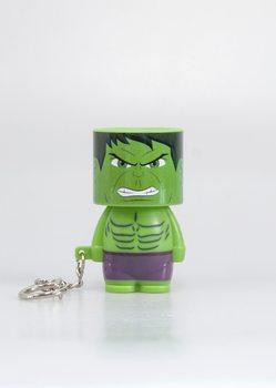 Marvel - Hulk Nøkkelring