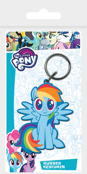 My Little Pony - Rainbow Dash Nøkkelring
