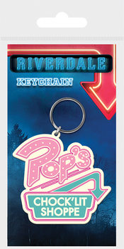 Riverdale - Pop's Chock'lit Shoppe Nøkkelring