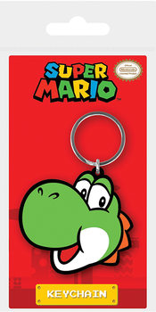 Super Mario - Yoshi Nøkkelring