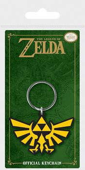 The Legend Of Zelda - Triforce Nøkkelring