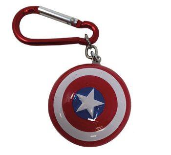 Nøkkelring Captain America