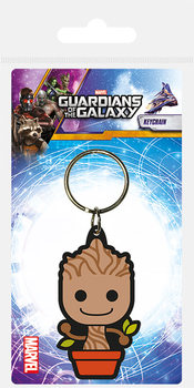 Nøkkelring Guardians Of The Galaxy - Baby Groot