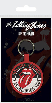 Nøkkelring The Rolling Stones  - Established