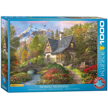 Puzzle Nordic Morning