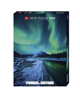 Puzzle Northern Lights