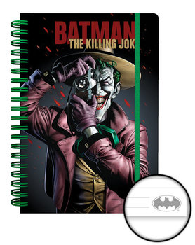 DC Comics - Killing Joke Notatbok