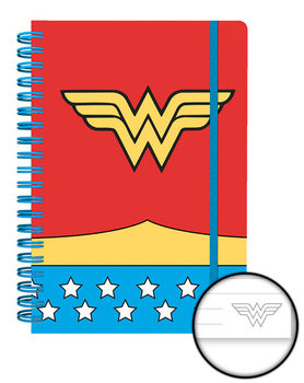 DC Comics - Wonder Woman Costume Notatbok
