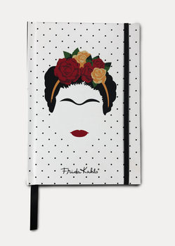 Frida Kahlo - Minimalist Head Notatbok