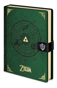 The Legend of Zelda Notatbok