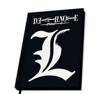 Notatnik Death Note - L