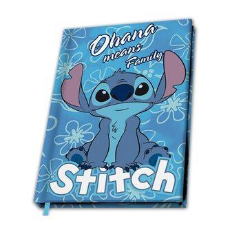 Notatnik Disney - Lilo & Stitch