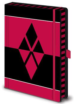 Notesbøger Harley Quinn - I Am Crazy For You