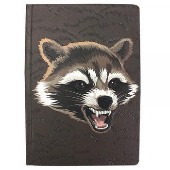 Notesbøger Marvel - Rocket