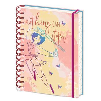 Notesbøger Mulan - Nothing Can Stop Me