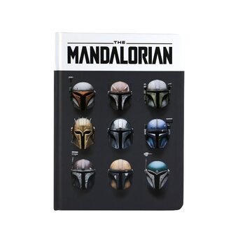 Notesbøger Star Wars: The Mandalorian
