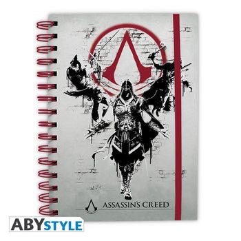 Notesbog Assassins Creed - Legacy