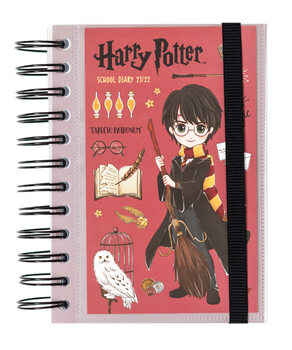 Notesbog Dagbog Harry Potter