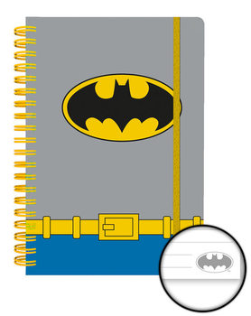 DC Comics - Batman Costume Notesbøger