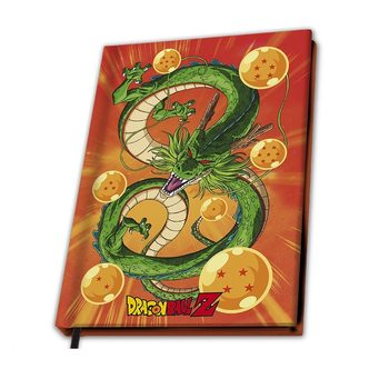 Notesbog Dragon Ball - Shenron