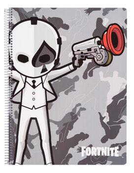 Notesbog Fortnite A4